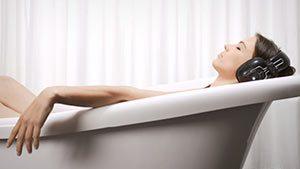 Das integrale Bad eröffnet Raum für Ihre individuellen Bedürfnisse.